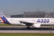 Самолет Airbus A320 // Airliners.net