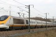 Поезд Eurostar // Railfaneurope.net