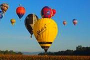 Фестиваль воздушных шаров - захватывающее зрелище. // balloon2008.com