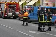 Улица Риволи оцеплена. // lepost.fr