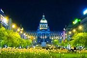 Вацлавскую площадь реконструируют. // wikipedia.org
