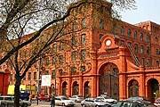Отель расположен на территории бывшей фабрики. // manufaktura.com