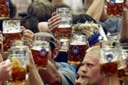 На празднике пиво будет литься рекой. // tursvodka.ru