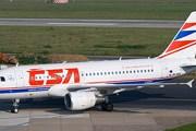 Самолет авиакомпании CSA // Airliners.net