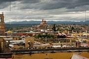 Центр Мехико под угрозой. // GettyImages