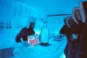 Ледяной бар Minus5 октрылся в Лас-Вегасе. // minus5experience.com