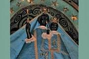 Скульптура Черной Мадонны в церкви Notre-Dame de la Daurade. // 100megsfree4.com