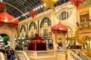 """Ярко украшенные шоппинг-центры будут встречать покупателей приветствиями. // """"ДТКМ-Москва"""""""