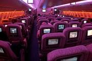 Салон самолета Emirates // Airliners.net