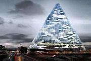 Башня гармонично впишется в пейзаж квартала. // paris.fr