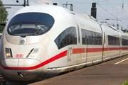 Высокоскоростной поезд ICE // Railfaneurope.net