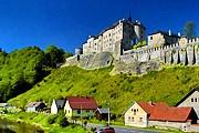 Замок Штернберк - один из самых популярных среди туристов. // blindeye.sweb.cz