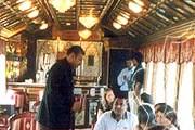 Ресторан в одном из люкс-поездов // palacetours.net