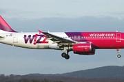 Самолет авиакомпании Wizzair // Airliners.net