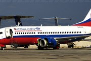 """Самолеты """"Атлант-Союза"""" теперь летают под кодом KrasAir // Airliners.net"""
