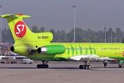 "Самолет Ту-154 авиакомпании ""Сибирь"" // Airliners.net"