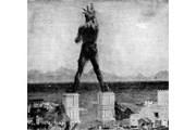 Так, предположительно, выглядел древний Колосс. // Wikipedia