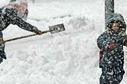 Снегопад застал испанцев врасплох. // AFP