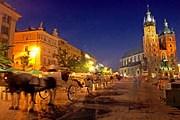 Туристы называют Старый город наиболее привлекательной частью Кракова. // GettyImages