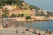 Пляжи Франции становятся меньше. // ouaj.com