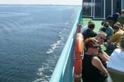 85% пассажиров круизных судов, прибывающих на Таити - французы. // А.Баринова