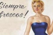 Несовершеннолетние посетители не увидят старинную рекламу курения. // soumaya.com.mx