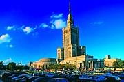 Музей разместится на территории Дворца культуры и науки. // wsipnet.pl