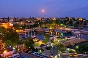 Анталья остается популярным курортом. // GettyImages/Nicholas Pitt