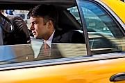Новые правила сделают поездку в такси приятнее. // GettyImages/John-Francis Bourke