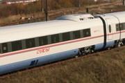 "Поезд ""Сапсан"" (Velaro RUS) // siemens.de"