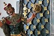 Экспонаты выставки расскажут историю Святого Вацлава. // idnes.cz