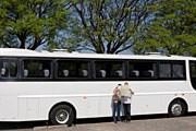 Операторы пытаются поддержать интерес к автобусным турам. // UpperCut Images