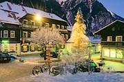 Курорты Австрии привлекают туристов. // GettyImages / Ulli Seer