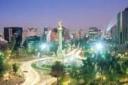 В мексиканской столице проживает 24% населения страны. // GettyImages