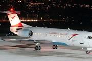 Самолет авиакомпании Austrian // Airliners.net