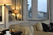 В отеле - 77 комфортных номеров. // hotelhaven.fi