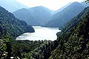 Абхазия предлагает недорогой отдых. // zhv.ru