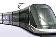 Современные трамваи компании Citadis пойдут по улицам Дубая. // gaia-converter.ca