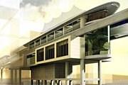 Станция монорельсовой дороги // chatru.com