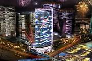 Так должен был выглядеть комплекс CityCenter. // Foster + Partners