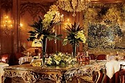 Bristol - любимый ресторан президента Франции. // hotel-bristol.com