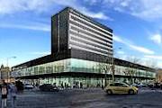 Отель расположен на месте бывшего Hotel Slovan. // doubletree1.hilton.com