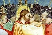Джотто считается основателем итальянской школы живописи. // media-2.web.britannica.com