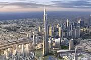 Burj Dubai – архитектурная доминанта города. // condodomain.com