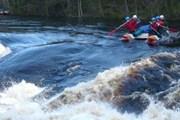 Для большинства туров необходим опыт водных походов. // Adrenalinetour.ru