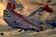 Отель Hotelicopter разместился на борту самого большого в мире вертолета. // bornrich.org