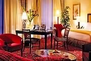Отель предлагает особый сервис постояльцам в клубных номерах. // sheraton.pl