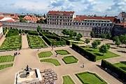 Вальдштейнский сад - один из самых знаменитых в Праге. // wikimedia.org