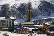 Во Французских Альпах в эти дни достаточно снега. // Travel.ru