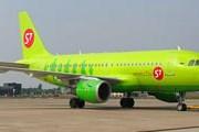 "Самолет авиакомпании ""Сибирь"" // Airliners.net"